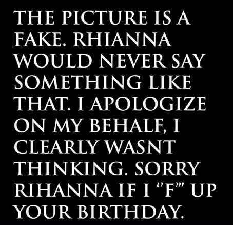 Rihanna Benvoy