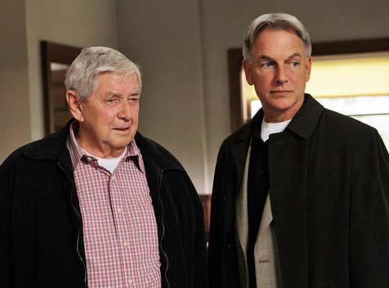 Ralph Waite, Mark Harmon, NCIS