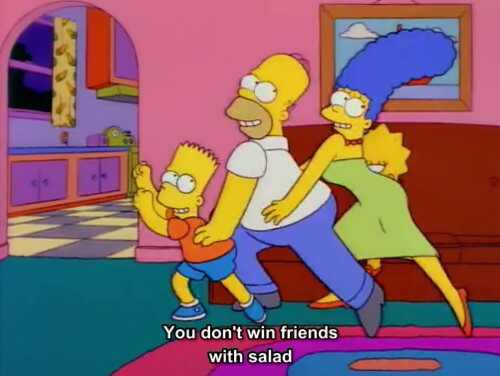 25 memorables frases de Los Simpsons
