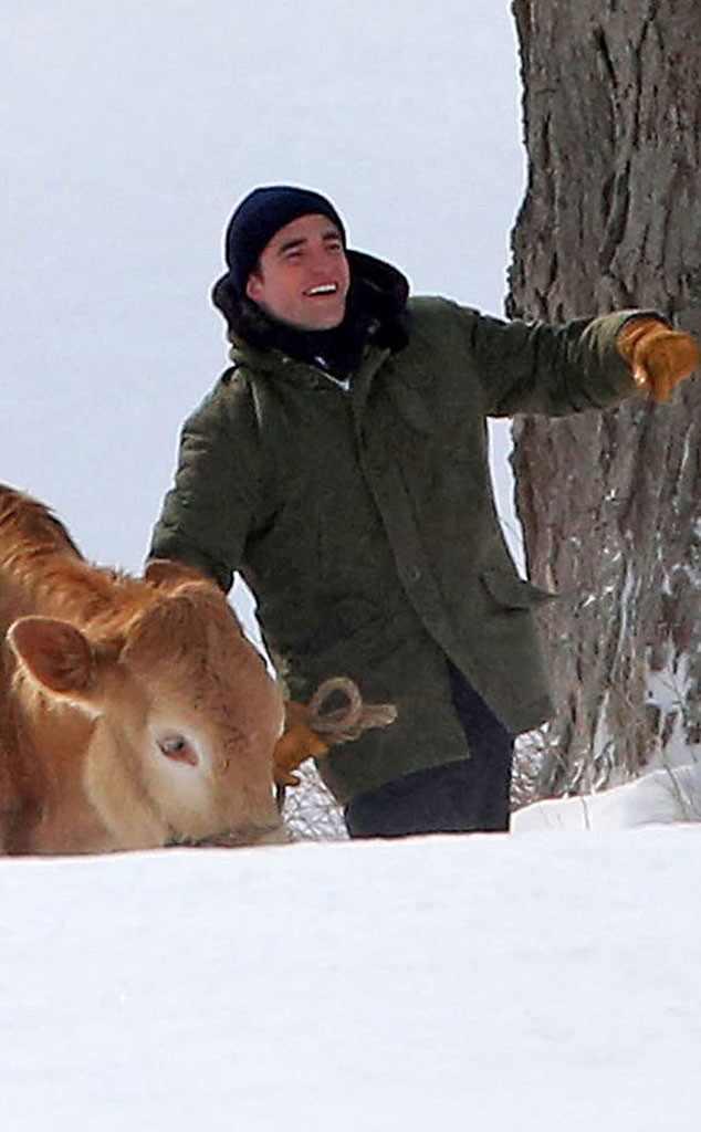 Robert Pattinson, Life Set