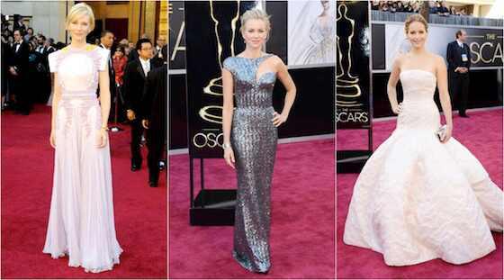 Melhores looks hisoria do Oscar