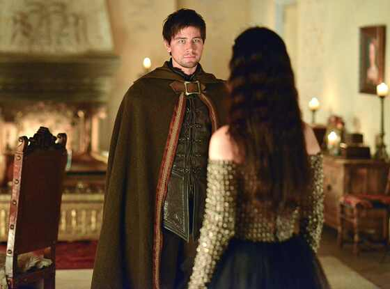 Reign, Torrance Coombs, Adelaide Kane