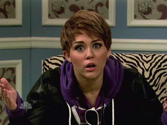 Miley Cyrus, Justin Bieber, SNL