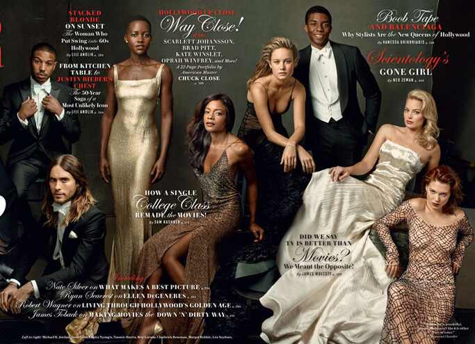 Vanity Fair Hollywood