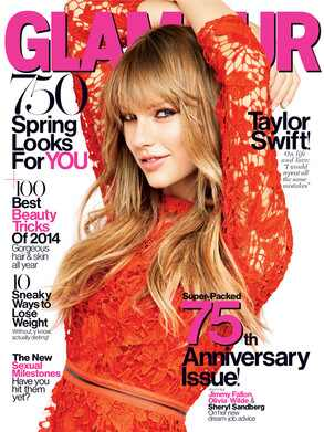 Taylor Swift, Glamour Magazine