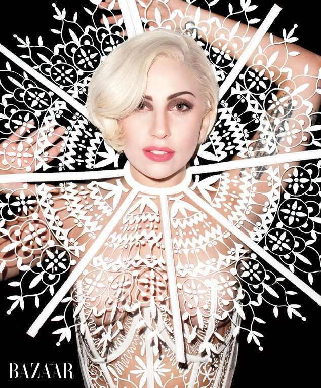Lady Gaga, Harper?s BAZAAR