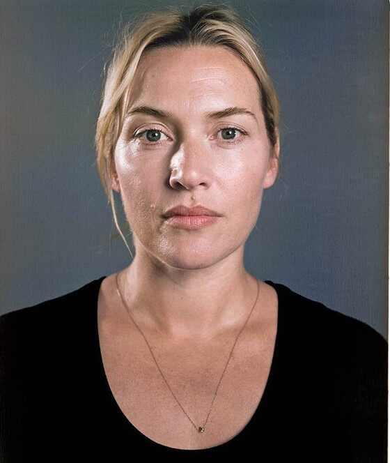 Scarlett Johansson e Kate Winslet com e sem maquiagem