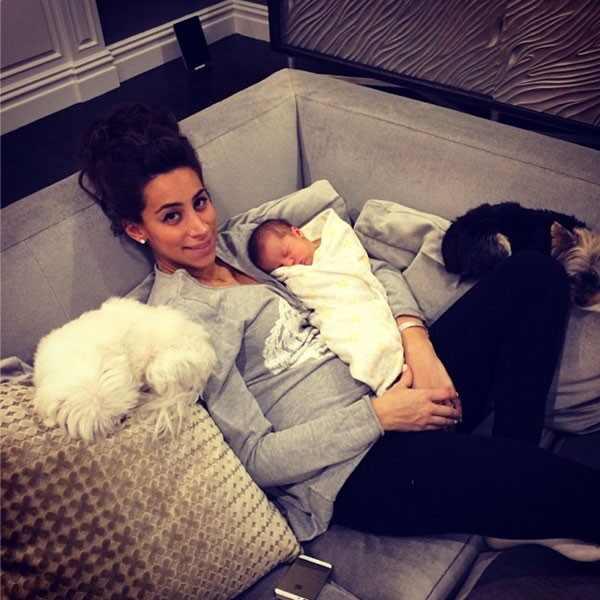Danielle Jonas, Baby Alena Rose, Instagram