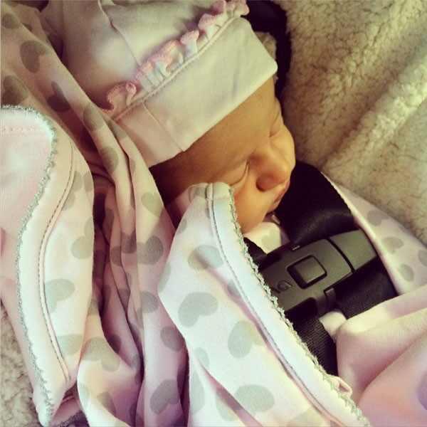 Baby Alena Rose Jonas, Instagram