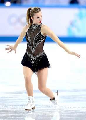 Ashley Wagner, Olympics, Sochi