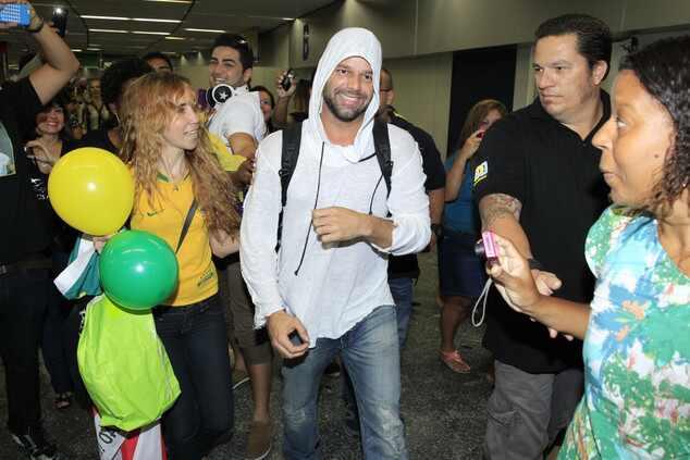 Ricky Martin no Brasil
