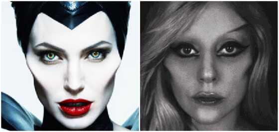 Angelina Jolie, Lady Gaga