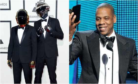 Jay Z, Daft Punk