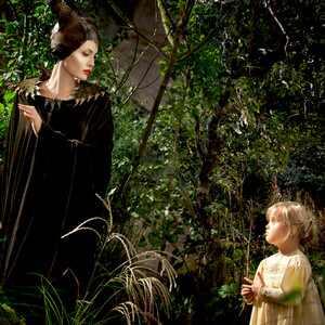 Maleficent, Angelina Jolie, Vivienne Jolie-Pitt