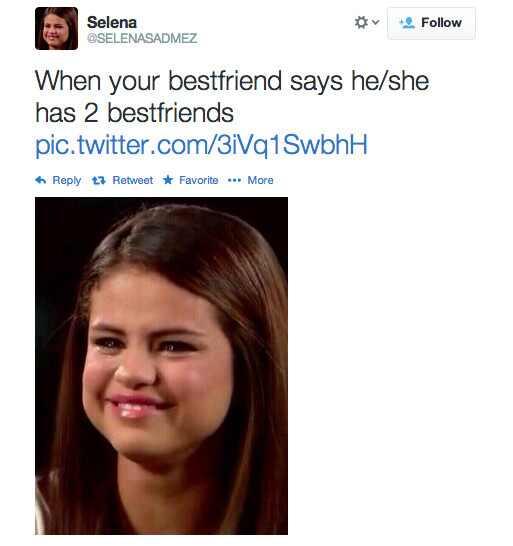 Selena Gomez chorando meme