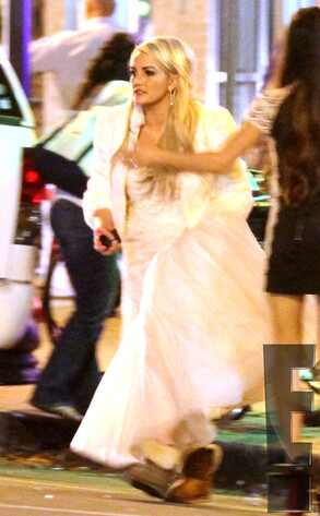 Jamie Lynne Spears, Britney Spears, Wedding