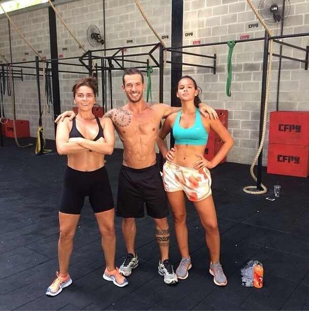 Bruna Marquezine, Giovanna Antonelli, Mariana Rios