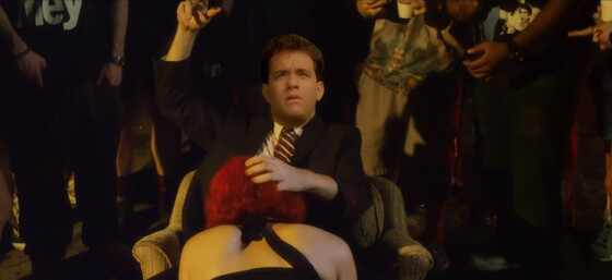 Tom Hanks meme videoclipe rap