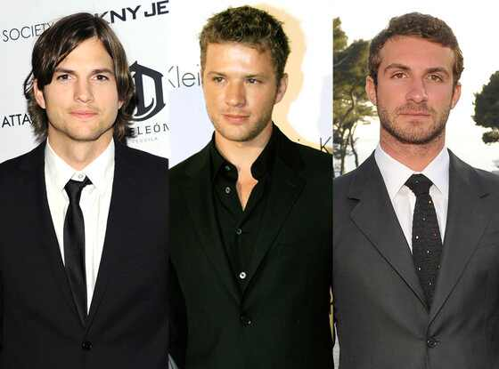 Lindsay Lohan, Ashton Kutcher, Ryan Philippe, Stavros Niarchos