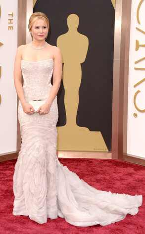 Kristen Bell, Oscars