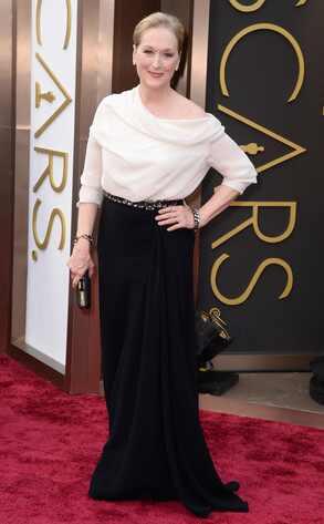 Meryl Streep, Oscars
