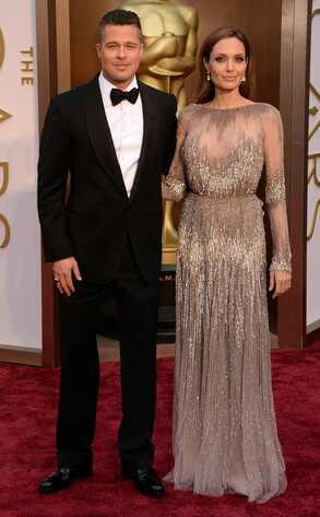 Brad Pitt, Angelina Jolie, Oscars