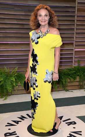 Diane von Furstenberg, Vanity Fair Oscar Party