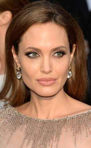 Angelina Jolie, Best Accessories, Oscars
