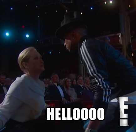 Oscar 2014 meme Pharrell Jared Leto