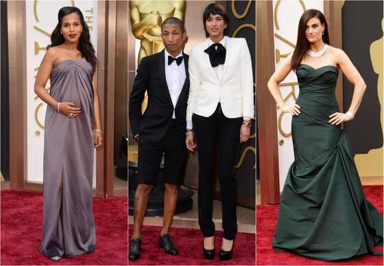 Piores looks Oscar 2014