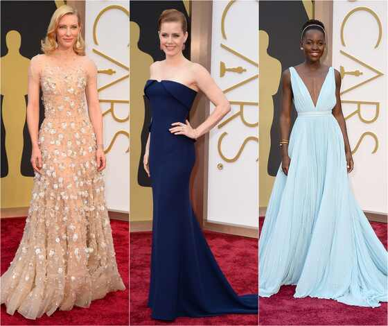 Melhores looks Oscar 2014