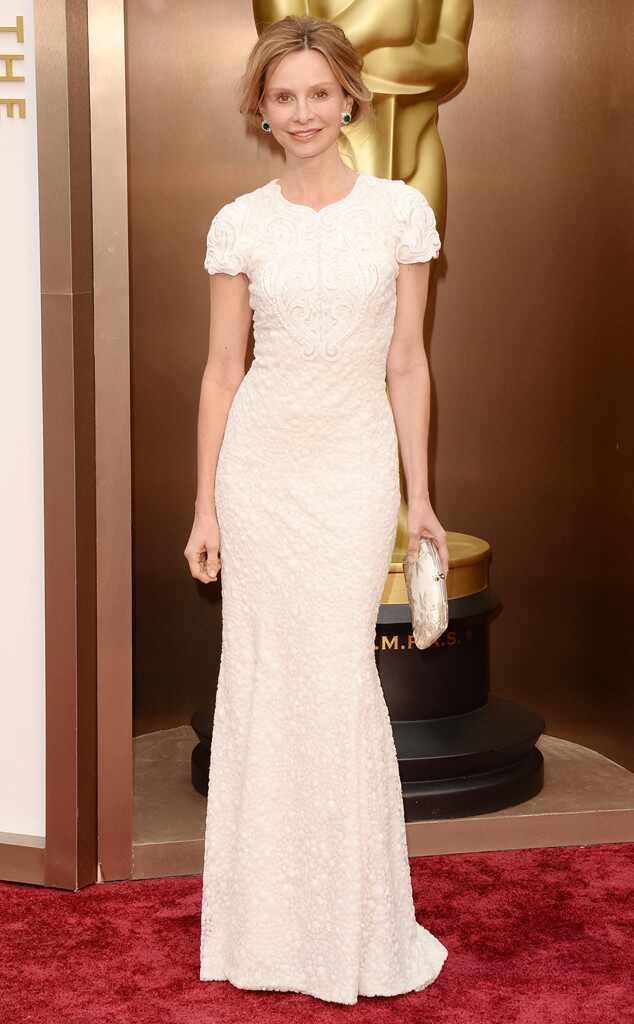 Calista Flockhart, Oscars