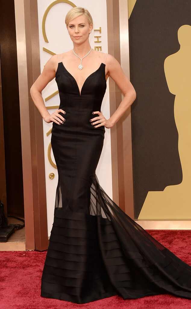 Charlize Theron, Oscars
