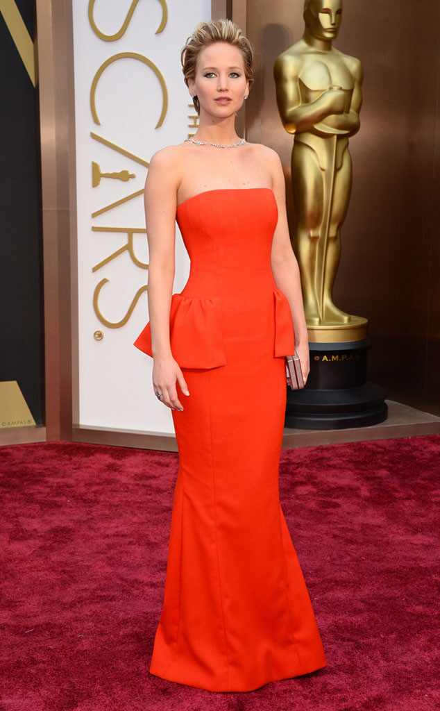 Jennifer Lawrence, Oscars