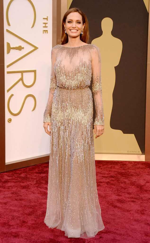 Angelina Jolie, Oscars