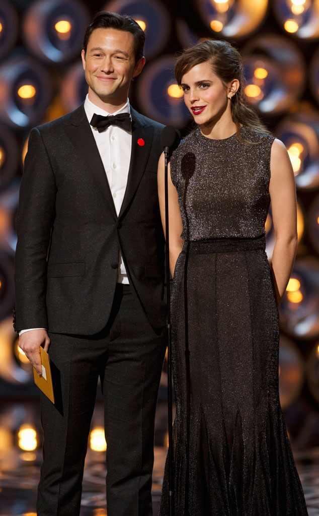 Emma Watson, Joseph Gordon-Levitt, Oscars Presenters