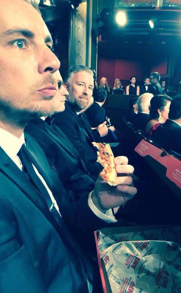 Oscars, Twitter, Kristen Bell, Dax Shephard