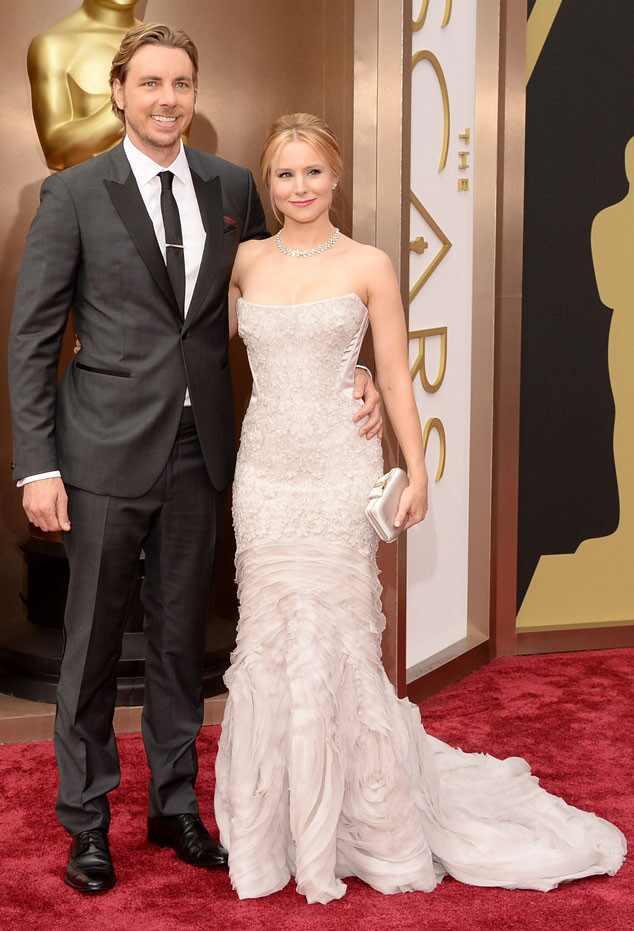 Dax Shepard, Kristen Bell, Oscars 2014