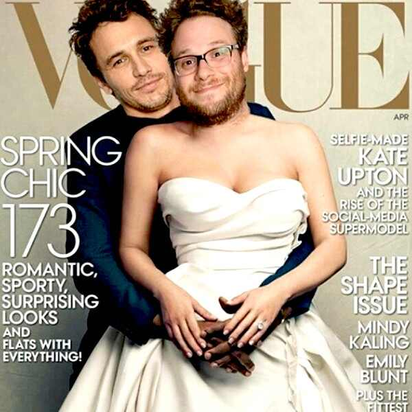 James Franco, Seth Rogan