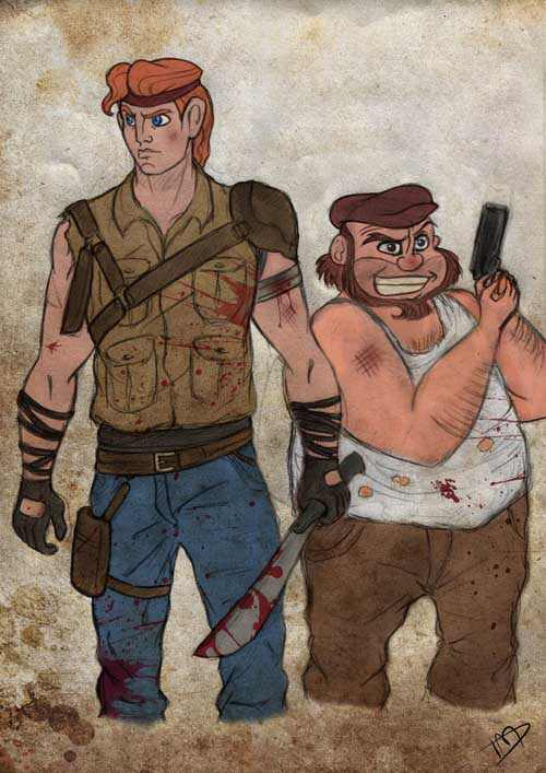 The Walking Disney