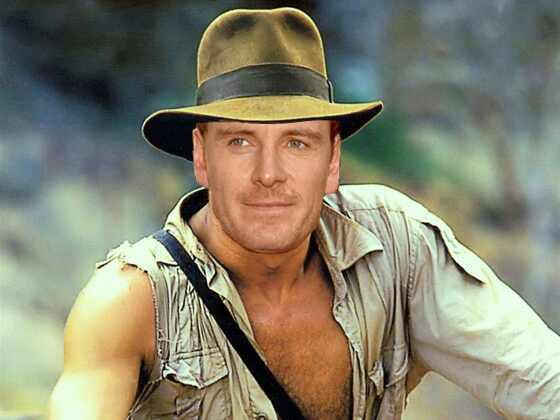 Indiana Jones Photoshop, Michael Fassbender