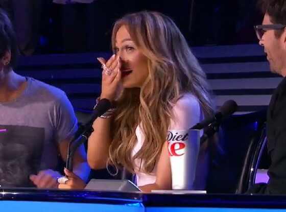 Jennifer Lopez, American Idol, F-Bomb