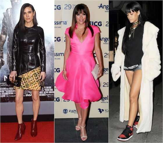 Famosas mais mal vestidas da semana (de 24 a 28 de março)