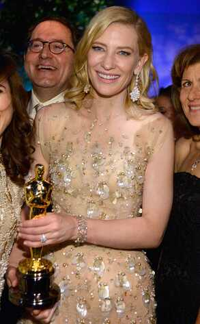 Cate Blanchett, Governors Ball, Oscars