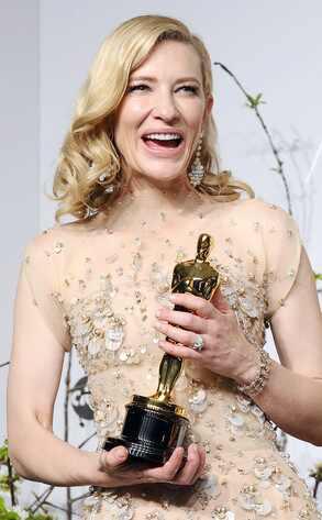 Cate Blanchett, Oscars