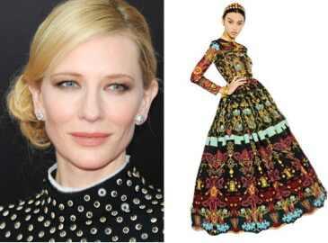 As previsões de looks das famosas no Oscar em LUISAVIAROMA.COM