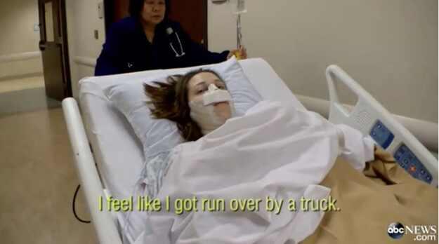 Fã Jennifer Lawrence cirurgia plástica