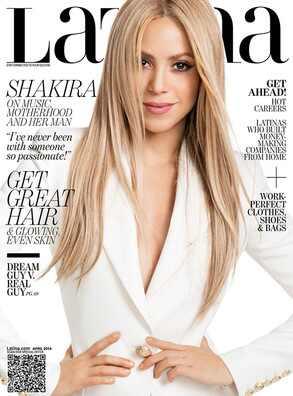 Shakira, Latina Magazine