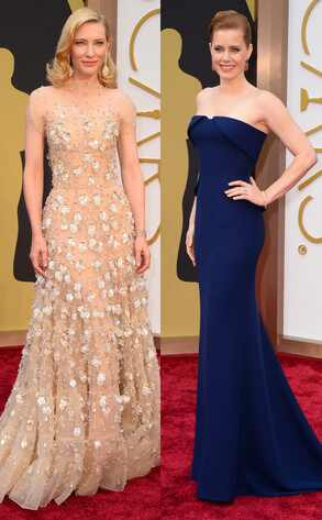 Cate Blanchett, Amy Adams, Oscars
