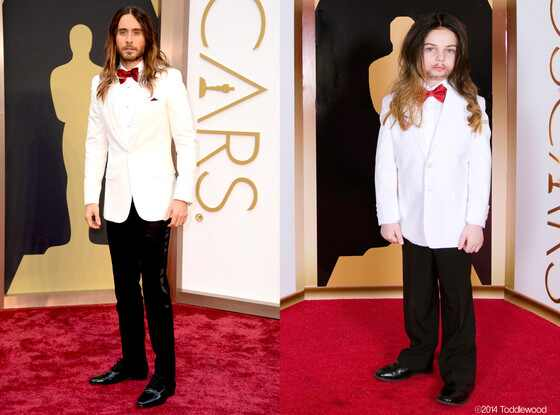 Jared Leto, Oscars, Toddlewood